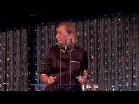 Miuccia Prada | Outstanding Achievement Award | The Fashion Awards 2018