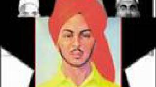 bhagat singh and friends by kuldip manak