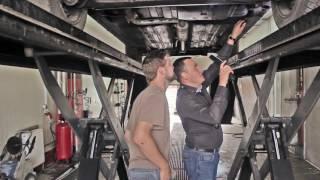 видео Днище Ваз 2109 - Антикоррозионная обработка