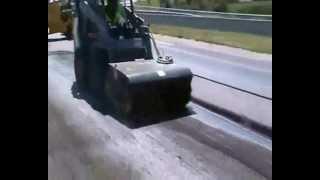 Video Hooper broom heavy duty CBR