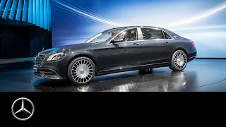 World Premiere of the new S Class in Shanghai – Mercedes Benz original