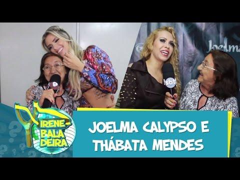 JOELMA CALYPSO E THÁBATA MENDES- IRENE BALADEIRA