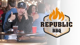 Republic BBQ Grand Opening