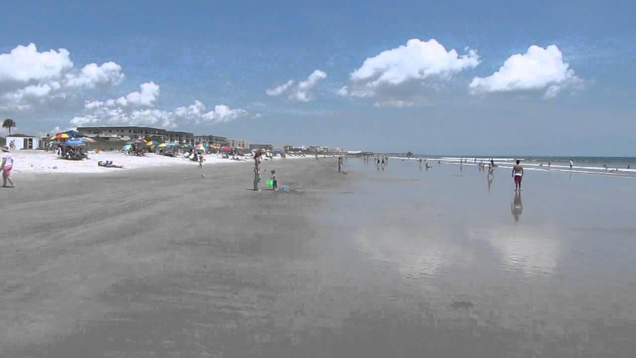 Cocoa Beach Sline At Shepard Park
