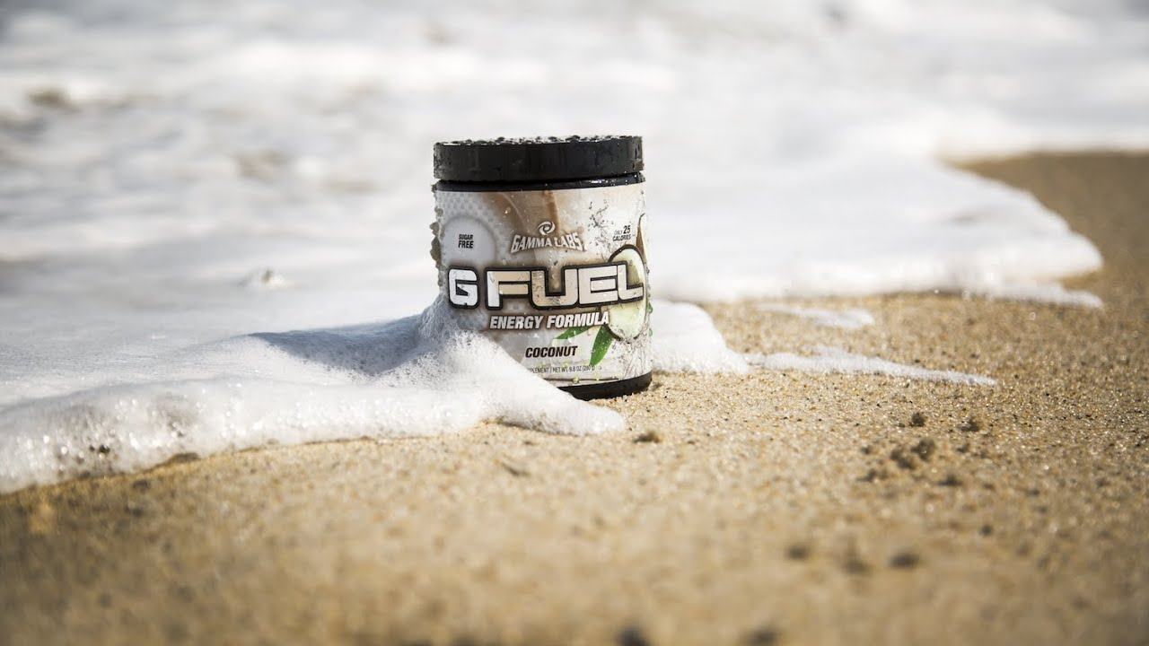 Coconut G Fuel World Reveal Youtube