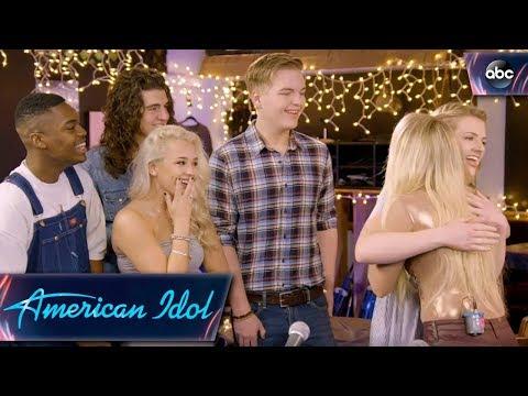 Carrie Underwood Mentors the American Idol Top 5 - Sneak Peek - American Idol 2018 on ABC