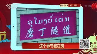 [传奇中国节春节]这个春节我在岗| CCTV中文国际