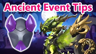 ORIGIN OF SHADOW BEGINS! H๐w to Get an ANCIENT DRAGON + General Event Tips! - DML #1603