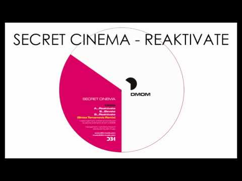 Secret Cinema - Reaktivate | DMOM 2010