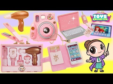 Unboxing the Princess Style Collection Snap and Go Play Camera