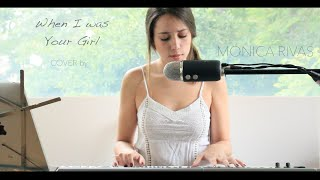Download When I was your girl (Bruno Mars) COVER by Mo Rivas MP3 song and Music Video
