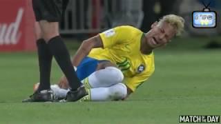 Barazil 1 - 1 Thụy Sỹ | Trận hòa không nên có | Neymar bị chơi xấu
