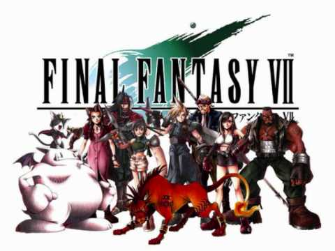 Final Fantasy VII- City Of The Ancients Theme