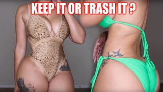 SWIMWEAR / SUMMER CLOTHING HAUL - HOT MIAMI STYLES