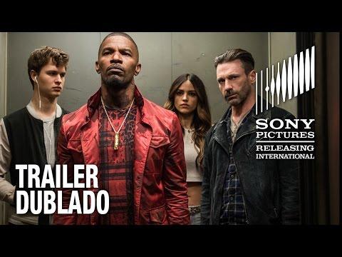 Em Ritmo De Fuga | Trailer Dublado | 27 de julho nos cinemas