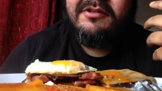 Asmr #223 Breakfast Sandwich!