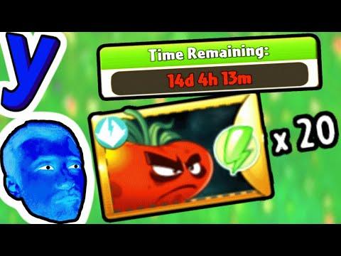 ПРоХоДиМеЦ и Растения зарабатывают на Арене Супер Помидор! #792 игра Растения против Зомби 2
