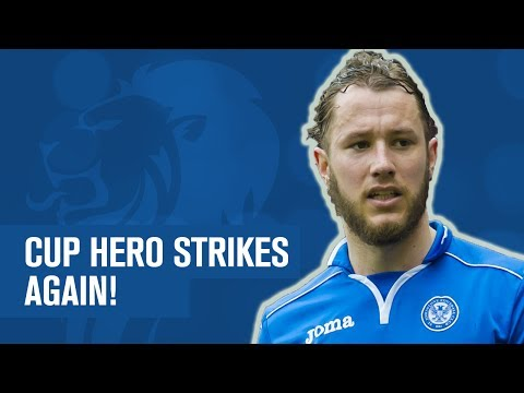 Defensive howler leads to goal for Stevie May