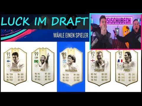 FIFA 19 FUT DRAFT: Simon bekommt 4 OPTIMUS PRIME ICONS!!!😱🔥   Tisi Schubech