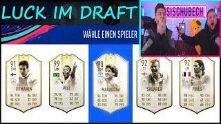 FIFA 19 FUT DRAFT: Simon bekommt 4 OPTIMUS PRIME ICONS!!!😱🔥 | Tisi Schubech