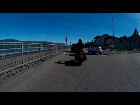 Fort William ride to Mallaig