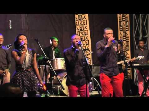 Concert 2016 tokoti na nzembo bientôt disponible Michel Bakenda feat HP Mulaja