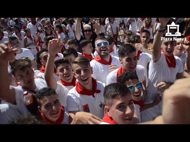 Fiestas de Murchante 2017 (Cohete)