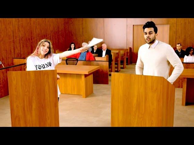 Hispanic Divorce Court   Lele Pons