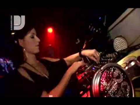 Interview: DJ Zohra at club H2O, Belgium