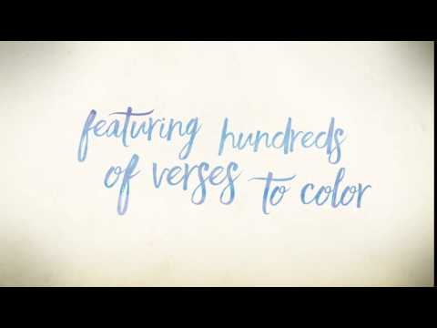 NIV Beautiful Word Coloring Bible And FREE Coloring Pages!