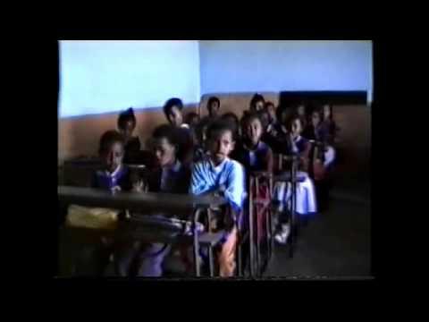 Eritrea, Felege Hiwet School in Asmera 1994