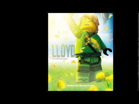 Ninjago March of the Oni: Lloyd's Poster