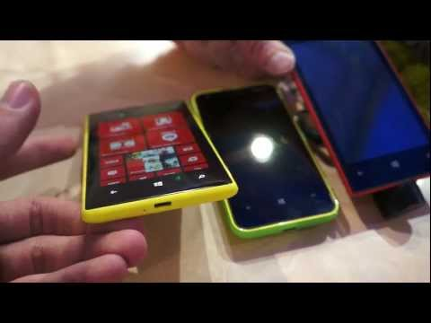 Nokia Lumia 520 vs. 620 vs. 720; hardware Design and Internals -MyNokiaBlog #MWC13