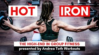 ANDREA TOTH WORKOUT - Hot Iron Cross Hungary/2014