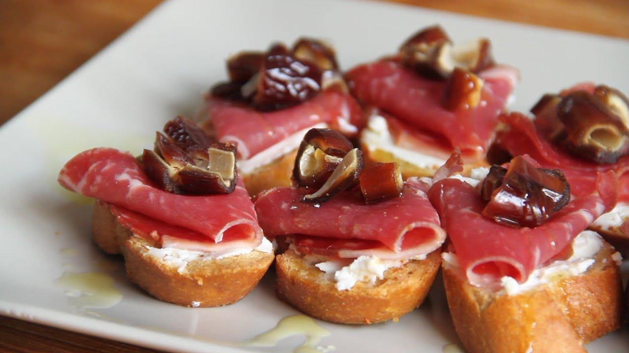 Pastırmalı Keçi Peynirli Hurma Tarifi – Yemek Tarifleri
