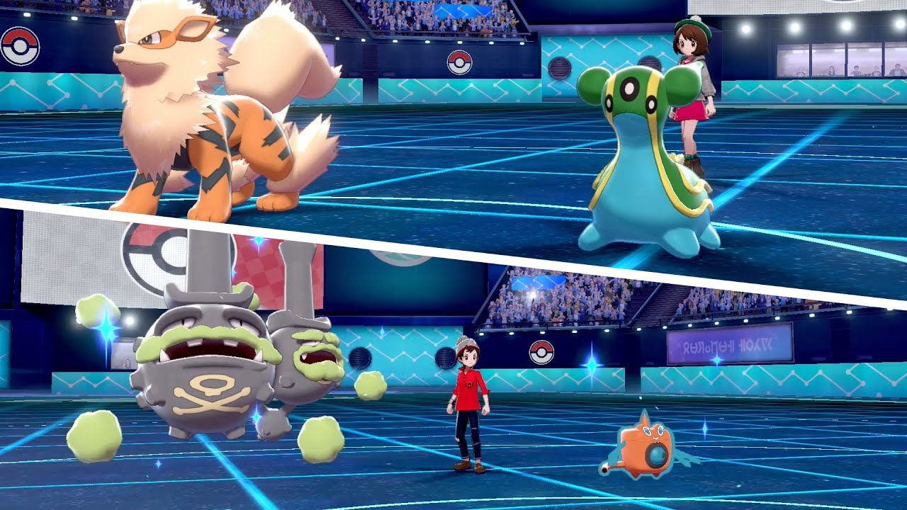 Pokemon Sword And Shield S New Abilities Items And