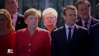 В НАТО ждали не этих слов Трампа. Результаты первого визита Трампа в Европу