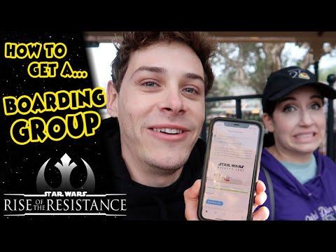 Our Upward thrust of the Resistance Boarding Neighborhood Abilities! | Disneyland Resort thumbnail