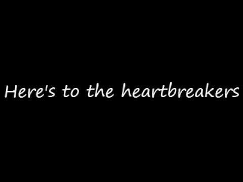 Here's to the heartbreakers - Katy McAllister Lyrics