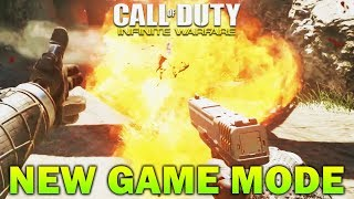 Time For A Change - The New Game Mode In Infinite Warfare - Gesture Warfare