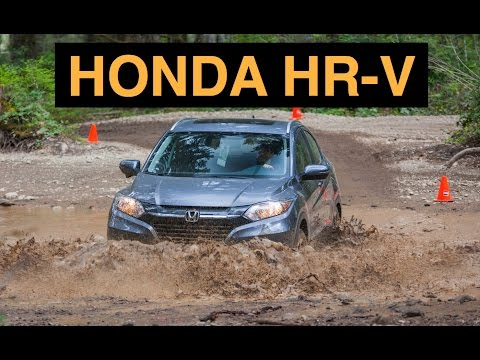 2016 Honda HR-V – Off Road And Track Review