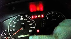 Toyota Dyna /Landcrusier T-belt light reset