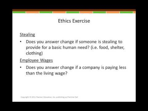 Business Ethics & Social Responsibility | Episode 5