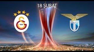 Galatasaray-SS Lazio 2016 UEFA AVRUPA LİGİ MAÇI