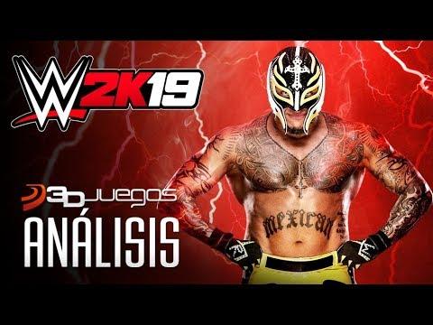 Análisis WWE 2K19 ¿el mejor juego de la WWE?