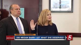 Did Former Nashville Mayor Megan Barry Get What She Deserves?