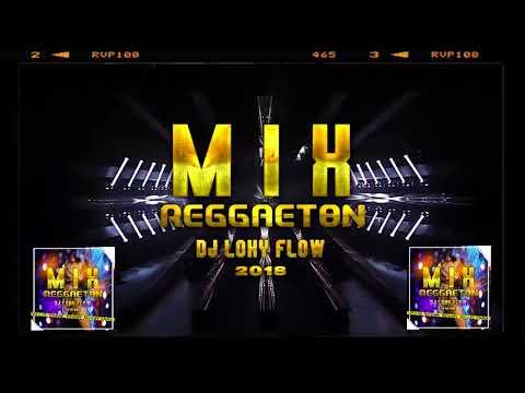 👉 Ðj Løky Fløw - Mix Reggaeton 2018 💣💥🎶🔞