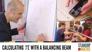 Download Video Pi Day 2019: calculating π with a balancing beam MP3 3GP MP4