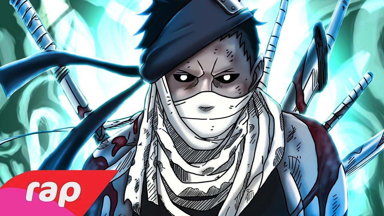 Rap do Zabuza (Naruto) - O DEMÔNIO DA NÉVOA OCULTA | NERD HITS