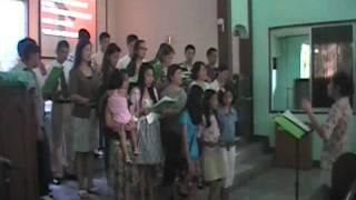 Gen. Trias Unida Church Choir - God And God Alone